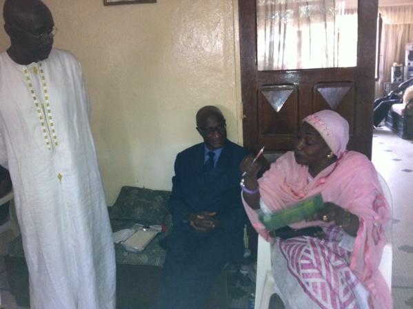 3 Communiqués de presse de Taxawu Dakar de Fann-Point E- Amitié