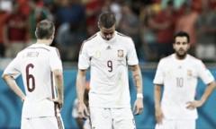 L'Espagne éliminée du Mondial!!!