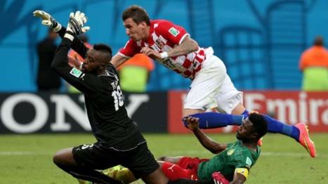 Coupe du Monde 2014 : la Croatie cartonne et élimine le Cameroun !