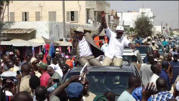 "Saint-Louis: Youssou Ndour prend le ""riti"" pour Mansour Faye"