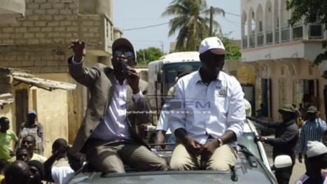 Images – Saint-Louis : Youssou Ndour vient en renfort à Amadou Mansour Faye