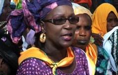 "Amsatou Sow Sidibé : ""Qu'on libère Karim Wade…"""