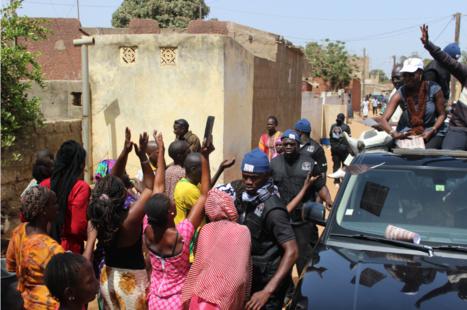 Locales - La grande caravane de la coalition Benno Bokk Yakaar, présidée par le Ministre Oumar Gueye continue dans le département de Rufisque