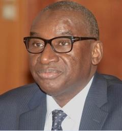 Froissé par la France, le ministre Sidiki Kaba peste