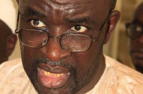 Moustapha Cissé Lô dément formellement avoir proféré des injures à l'endroit de Serigne Abdou Fatah Mbacké