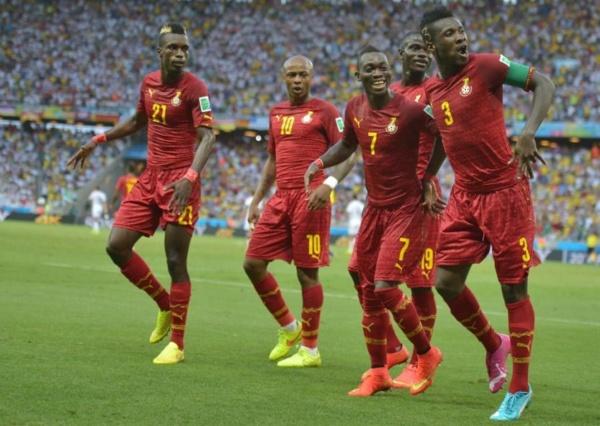 Mondial 2014: Le Ghana freine l'Allemagne