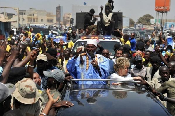 Wade entre en campagne: Une marche bleue est  prévue ce dimanche à Dakar