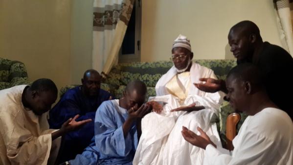 Affaire Moustapha Cissé Lô : Message du Khalife général des Mourides Serigne Sidy Mokhtar Mbacké ( Exclusif Audio)