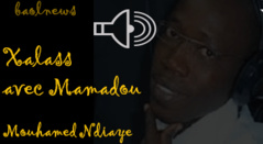 Xalass du lundi 23  juin 2014 - Mamadou Mouhamed Ndiaye