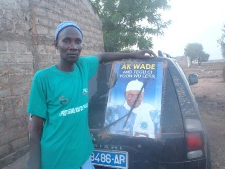 Ibrahima Faye tête de liste du PDS à Ndame : « La commune de Ndame va rester bleue au soir du 29 juin »