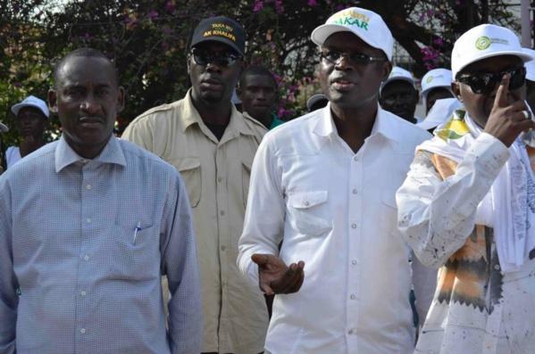 Violences électorales à Grand Yoff : Khalifa Sall avertit Mimi Touré et Cie