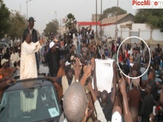 Vidéo-Louga : Me Abdoulaye Wade arrive, Macky Sall fuit !