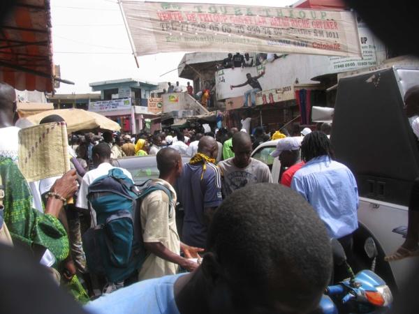 Photos - Locales à Dakar: Khalifa Sall séduit à Gueule Tapée-Fass-Colobane