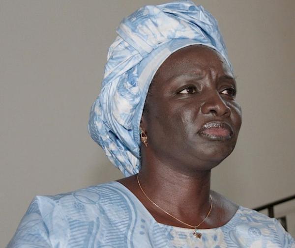 Mimi Touré regrette la descente de Me Wade dans la campagne électorale