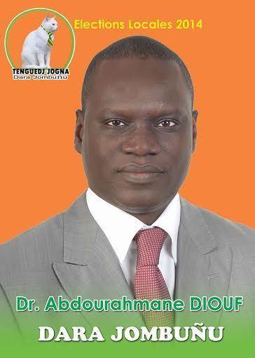 [Video] Élections Locales 2014 : Conférence de presse du Dr Abdourahmane Diouf