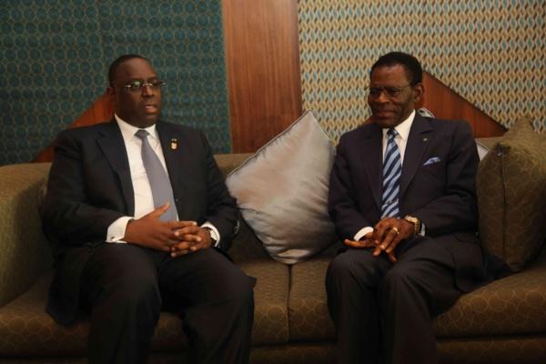 Les chefs d'Etat africains saluent les avancées apportées par le Président Sall pour le financement des infrastructures du Nepad