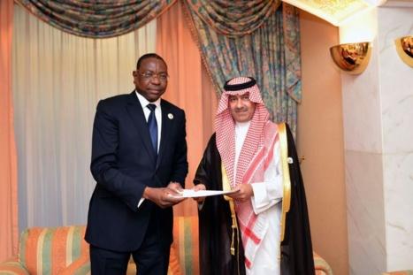 Mankeur Ndiaye, porteur d'un message du chef de l'Etat au Roi d'Arabie saoudite
