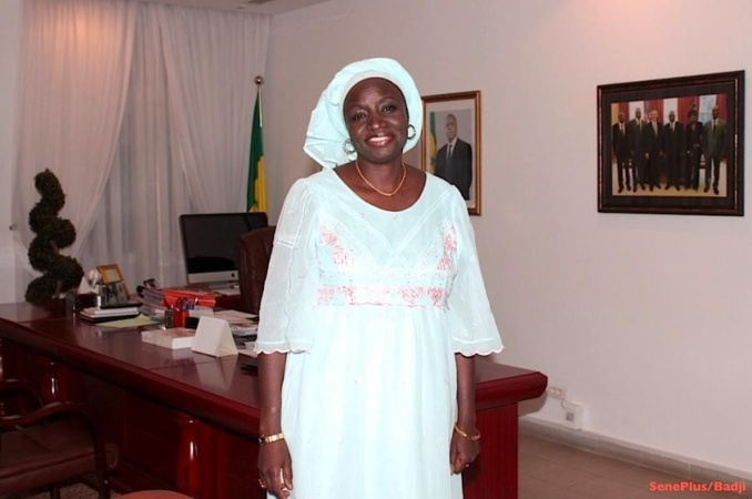 Exclusif ! Rencontre avec le Premier ministre : L'autre Mimi Touré (Seneplus.com)