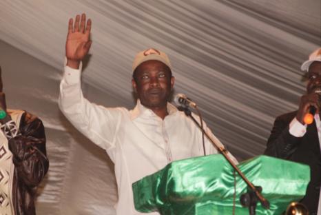Youssou Ndour-  » Je ne fais pas partie de BBY, c'est clair »