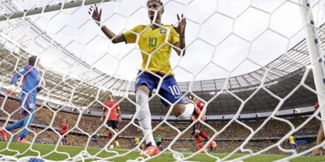 Le Brésil sur les épaules de Neymar