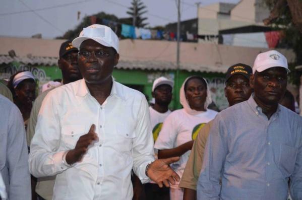 Khalifa Sall promet de saigner Mimy Touré : Il ne resta alors qu'à poster un ambulancier devant les urnes de Grand-Yoff