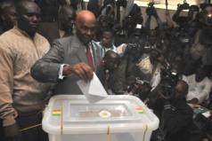 Me  Wade appelle les Sénégalais de sortir  et à voter massivement
