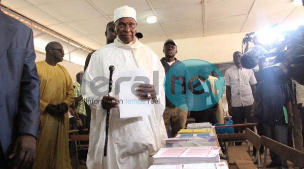 Images - Dakar : 6, 84% taux de participation à 10H (préfet)