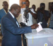 Pape Diop vote et appelle au calme