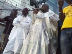 """Plateau : Diop Sy explique sa défaite par """"l'effet Khalifa Sall"""""""