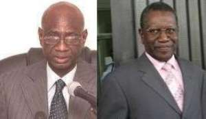 Abdoulaye Hanne déracine les baobabs Adama Sall et Zakaria Diaw