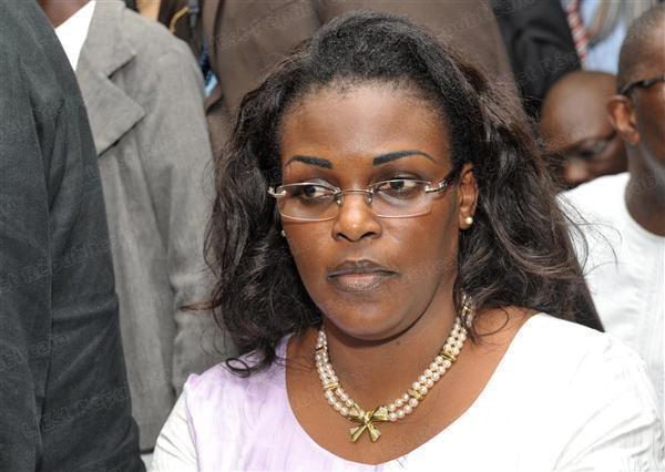 Soutien à Lat Diop :  Marième Faye Sall a farouchement combattu Aliou Sall