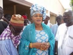 """Bambey :  Aïda Mbodj invite """"ses adversaires"""" à l'union sacrée"""