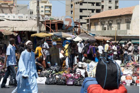 Sandaga- Les commerçants font recours aux onduleurs pour lutter contre les coupures d'électricité