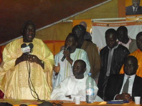 Diourbel : And Défar Sunuy Gokh remporte la commune et le département