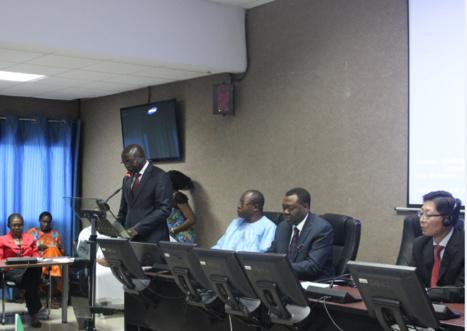 24ème Session Plénière Extraordinaire de la CAFAC : Le Ministre des Transports Aériens et du Tourisme, Oumar Gueye lance un appel de partenariat intra-africain pour développer le trafic aérien