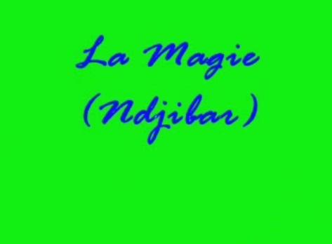 Vidéo - Point de vue Islamique sur la magie
