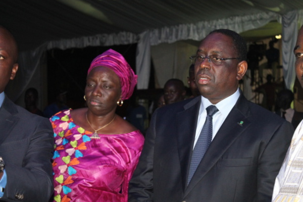 Macky Sall attend la démission de Mimi Touré