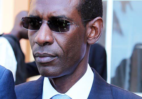 Remaniement : Abdoulaye Daouda Diallo pressenti pour remplacer Aminata Touré