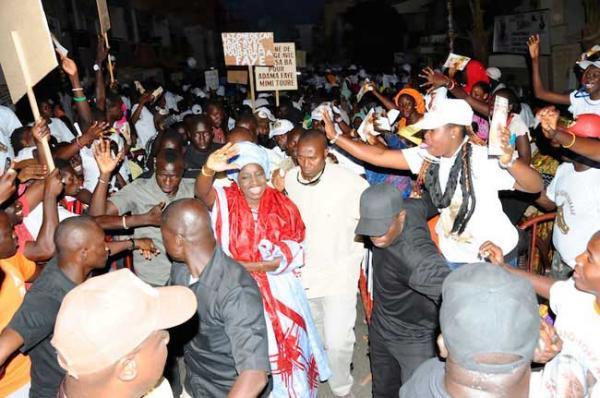 Grand-Yoff : BBY opposé à un éventuel départ de Aminata Touré