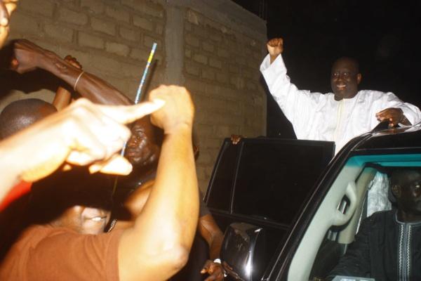 """Aliou Sall sûr à """"95%"""" d'être le futur maire de Guédawaye"""