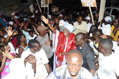Urgent ! Les partisans de Mimy Touré sonnent la rébellion, à Grand-Yoff : Autour d'un vaste rassemblement