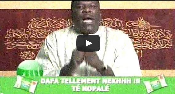 """""""Tafsir al Quran"""" du Samedi 05 Juillet 2014 - Sen Tv"""