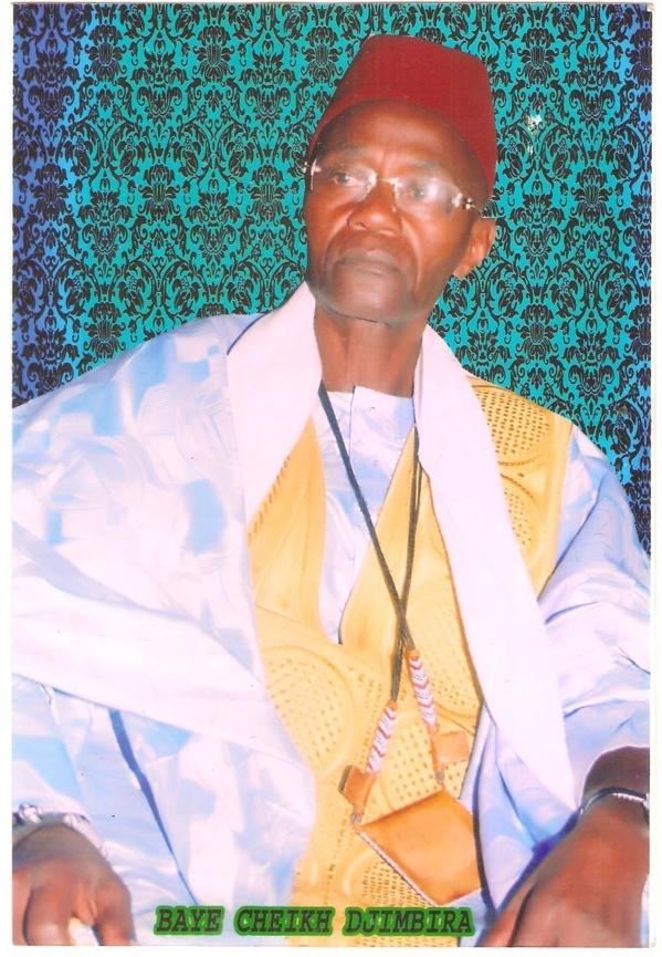 A  Monsieur le Ministre   Mansour FAYE (Cheikh Saadbou JIMBIRA)
