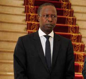 Mohamed Dionne à la tête d'une équipe de 33 membres