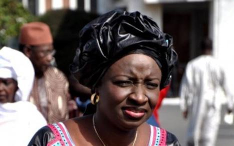 Mimi à ses militants- « Bou nguéne dawoul,douma daw (j'engagerai le combat tant que j'aurai votre soutien) »