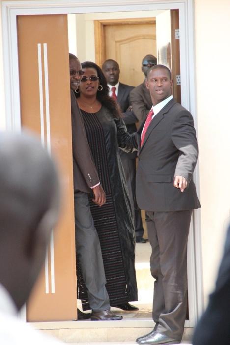 Gouvernement : Les hommes de la Premiére Dame s'installent