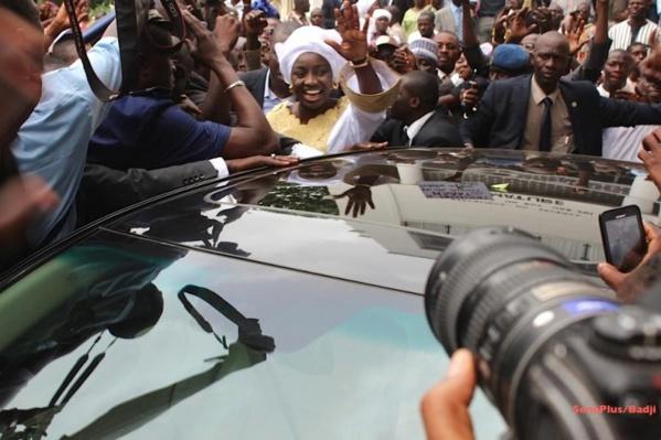 """Aminata Touré : """"Mon avenir politique sera radieux"""""""