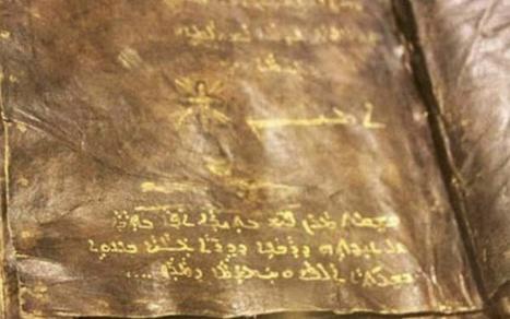 RELIGION: Une Bible de 1500 ans dit que Jésus n'a pas été crucifié