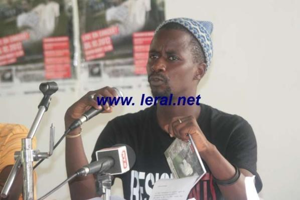 """Fou malade (re)parle de son incarcération : """"La liberté d'expression est menacée au Sénégal"""""""