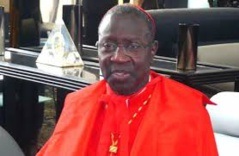 Le Cardinal Théodore Adrien Sarr encourage les fidèles catholiques à répondre à l'appel du CNTS